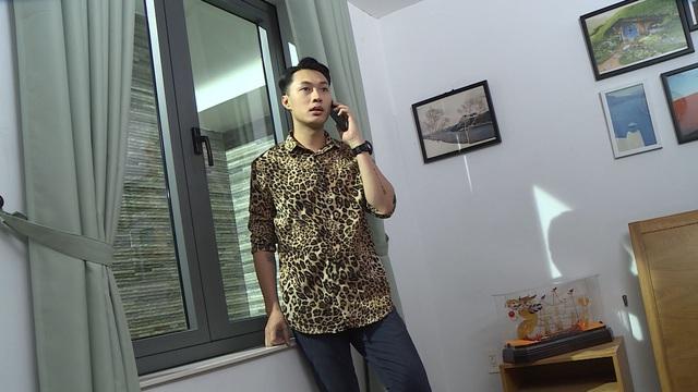 Huỳnh Anh Tuấn trở lại với vai diễn sở trường ông bố khó tính trong Chàng rể hờ - Ảnh 2.