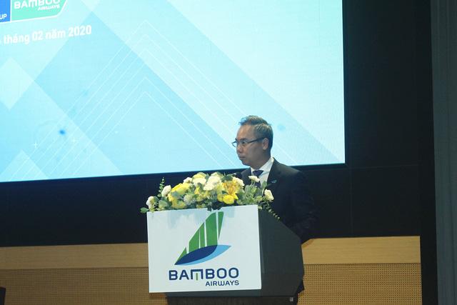 Ký kết nhà tài trợ chính giải bóng đá Cúp Quốc gia Bamboo Airways 2020 - Ảnh 3.