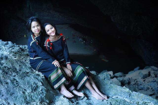Chiêm ngưỡng bộ ảnh đặc biệt của Hoa hậu HHen Niê tại hang Sơn Đoòng - Ảnh 11.
