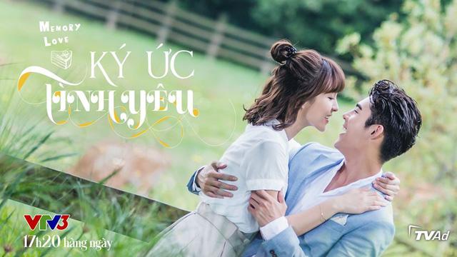Phim mới Ký ức tình yêu lên sóng VTV3 - Ảnh 1.