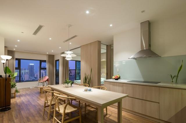 Cải tạo căn hộ 78m2 thành không gian sống linh hoạt - Ảnh 3.