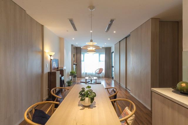 Cải tạo căn hộ 78m2 thành không gian sống linh hoạt - Ảnh 8.