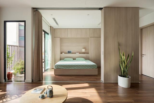 Cải tạo căn hộ 78m2 thành không gian sống linh hoạt - Ảnh 9.
