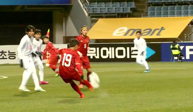 ĐT nữ Việt Nam chính thức giành vé đá play-off Olympic Tokyo 2020 - Ảnh 3.