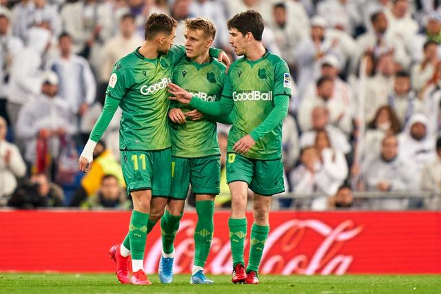 Tứ kết Cúp Nhà vua Tây Ban Nha, Real Madrid 3-4 Sociedad: Dừng bước ngay tại Bernabeu! - Ảnh 2.