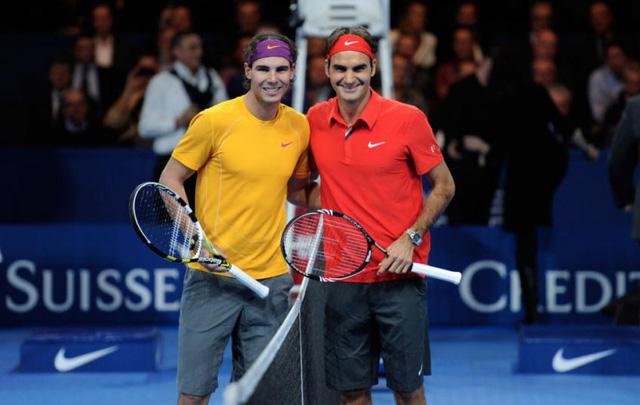 Những thống kê về trận đấu vì châu Phi giữa Roger Federer và Rafael Nadal - Ảnh 2.