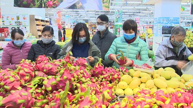 Các doanh nghiệp Hà Nội hỗ trợ nông dân tiêu thụ nông sản - Ảnh 1.