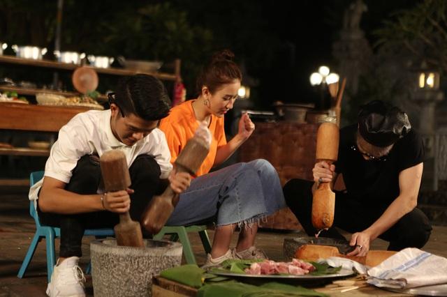 Ẩm thực kỳ thú - Tập 4: JayKii - Quang Anh đứng chờ 2 tiếng để được.. đi ăn - Ảnh 5.