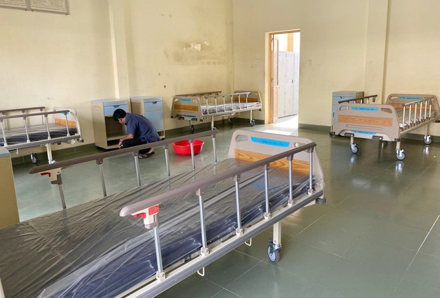 Ảnh: Bệnh viện dã chiến tại TP.HCM chính thức hoạt động vào ngày 10/2 - Ảnh 5.