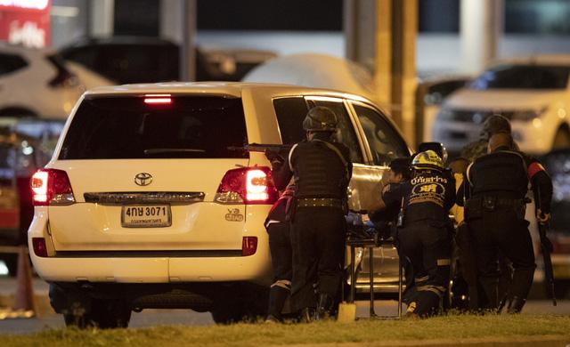Thái Lan: Thủ phạm vụ xả súng làm gần 60 người thương vong bị tiêu diệt - Ảnh 7.