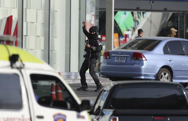Thái Lan: Thủ phạm vụ xả súng làm gần 60 người thương vong bị tiêu diệt - Ảnh 6.