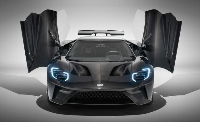 2020 Ford GT bổ sung thêm sức mạnh với phiên bản Liquid Carbon Edition - Ảnh 1.