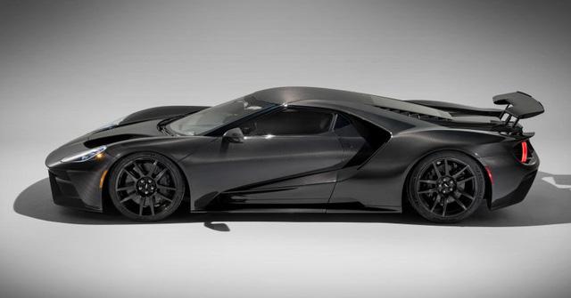 2020 Ford GT bổ sung thêm sức mạnh với phiên bản Liquid Carbon Edition - Ảnh 3.