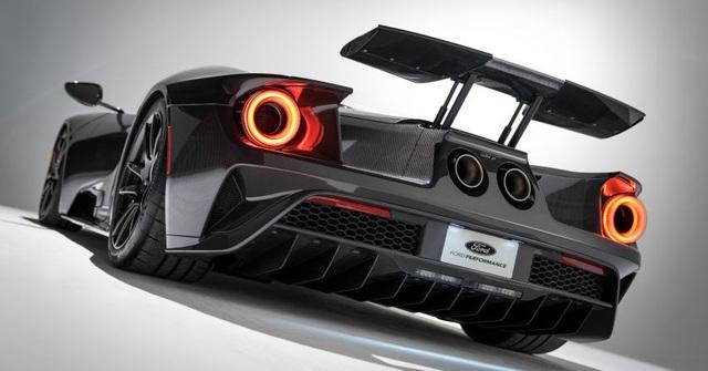 2020 Ford GT bổ sung thêm sức mạnh với phiên bản Liquid Carbon Edition - Ảnh 4.