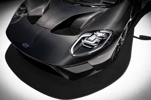 2020 Ford GT bổ sung thêm sức mạnh với phiên bản Liquid Carbon Edition - Ảnh 6.