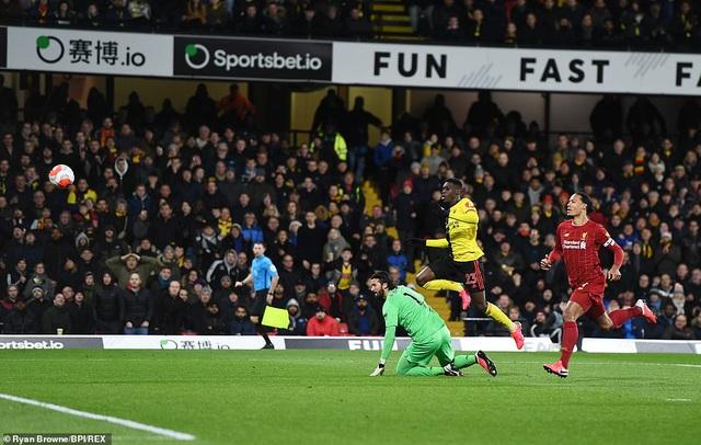 Liverpool thua sốc trước Watford - Ảnh 3.