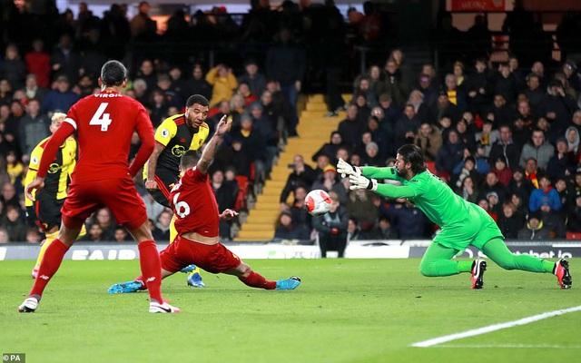 Liverpool thua sốc trước Watford - Ảnh 4.