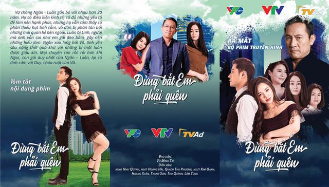 Hôm nay (10/3), phim đề tài gia đình Đừng bắt em phải quên chính thức lên sóng VTV1 - Ảnh 1.