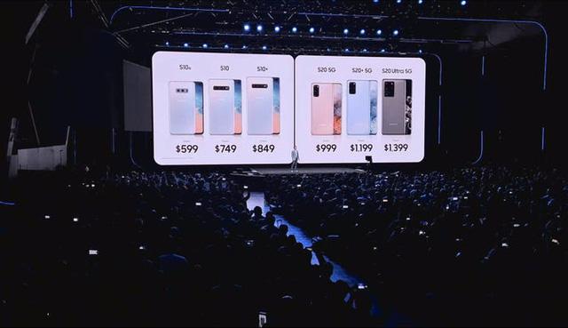 5 lý do để mua Galaxy S10 thay vì Galaxy S20 - Ảnh 1.