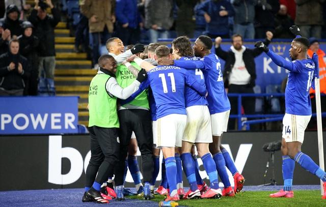 Leicester City 4-0 Aston Villa: Thắng đậm, Leicester củng cố ngôi vị thứ 3 Ngoại hạng Anh - Ảnh 4.
