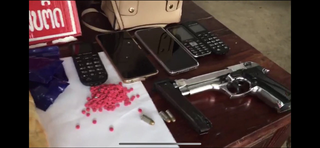 Bắt 5 đối tượng vận chuyển 60.000 viên ma túy tổng hợp - Ảnh 1.