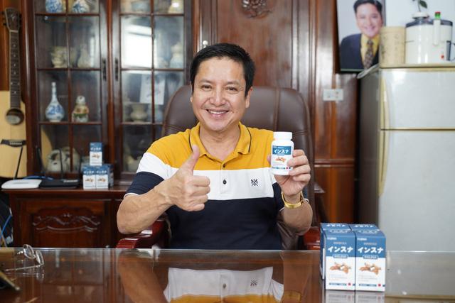 NSƯT Chí Trung chia sẻ bí quyết sống vui với tiểu đường suốt 8 năm - Ảnh 3.