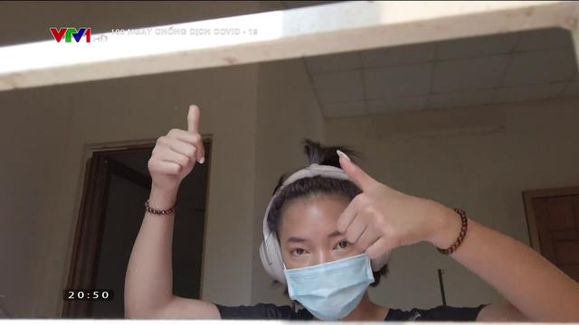 Châu Bùi sợ quá mập sau 10 ngày cách ly phòng dịch COVID-19 - Ảnh 2.