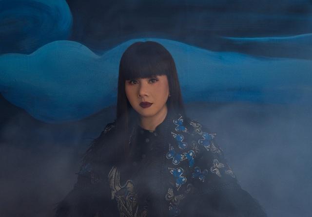 Hoa hậu Hằng Nguyễn khoe bộ ảnh Giọt mơ đậm chất liêu trai - Ảnh 7.