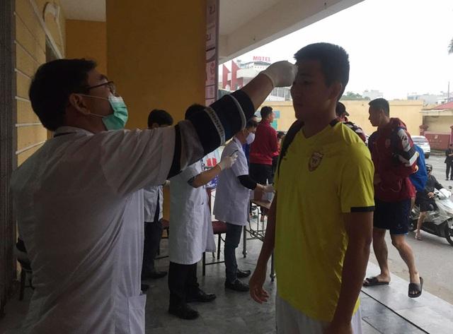 ẢNH: DNH Nam Định giành 3 điểm trước Hồng Lĩnh Hà Tĩnh - Ảnh 1.