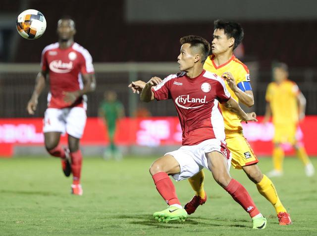 ẢNH: CLB TP Hồ Chí Minh có chiến thắng thứ 2 liên tiếp tại V.League 2020 - Ảnh 10.