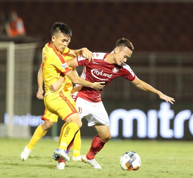 ẢNH: CLB TP Hồ Chí Minh có chiến thắng thứ 2 liên tiếp tại V.League 2020 - Ảnh 9.