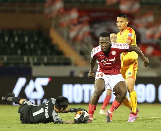 ẢNH: CLB TP Hồ Chí Minh có chiến thắng thứ 2 liên tiếp tại V.League 2020 - Ảnh 8.