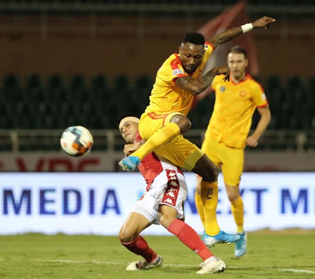 ẢNH: CLB TP Hồ Chí Minh có chiến thắng thứ 2 liên tiếp tại V.League 2020 - Ảnh 6.