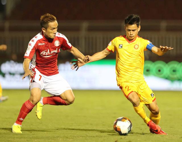 ẢNH: CLB TP Hồ Chí Minh có chiến thắng thứ 2 liên tiếp tại V.League 2020 - Ảnh 5.