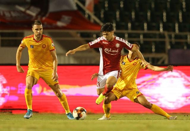 ẢNH: CLB TP Hồ Chí Minh có chiến thắng thứ 2 liên tiếp tại V.League 2020 - Ảnh 4.