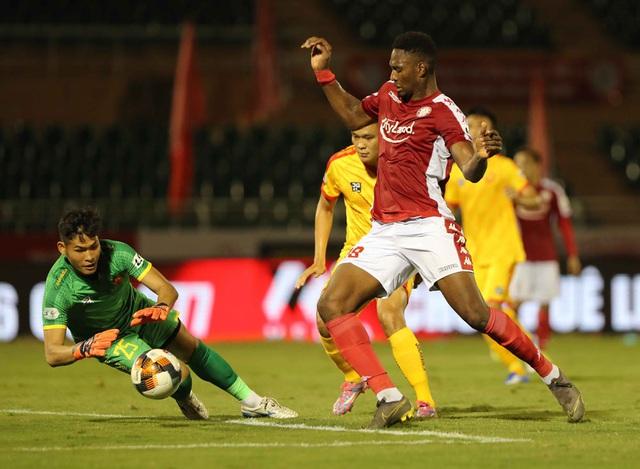 ẢNH: CLB TP Hồ Chí Minh có chiến thắng thứ 2 liên tiếp tại V.League 2020 - Ảnh 3.