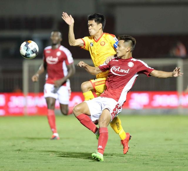 ẢNH: CLB TP Hồ Chí Minh có chiến thắng thứ 2 liên tiếp tại V.League 2020 - Ảnh 2.
