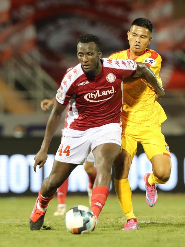 ẢNH: CLB TP Hồ Chí Minh có chiến thắng thứ 2 liên tiếp tại V.League 2020 - Ảnh 1.