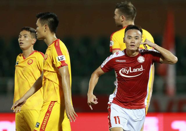 ẢNH: CLB TP Hồ Chí Minh có chiến thắng thứ 2 liên tiếp tại V.League 2020 - Ảnh 11.