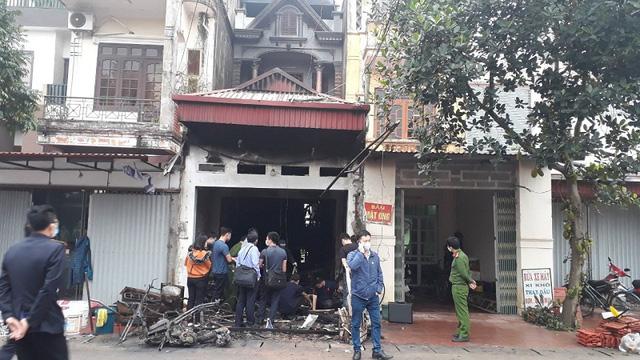 Vụ cháy ở Hưng Yên: Nạn nhân còn lại đã qua cơn nguy kịch - Ảnh 1.