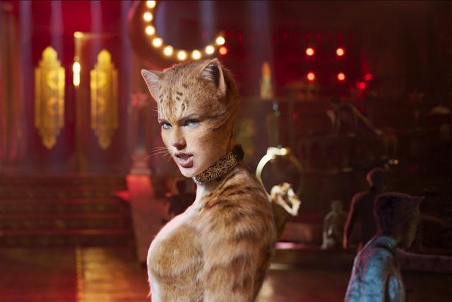"""""""Đại thắng"""" Mâm xôi vàng 2020, phim của Taylor Swift bị xướng danh """"thảm họa"""" - Ảnh 2."""