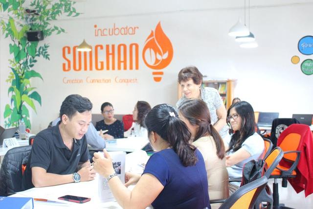 Khai trương chương trình ươm tạo startup Batch 1 - Ảnh 1.