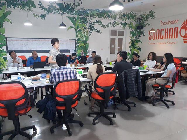 Khai trương chương trình ươm tạo startup Batch 1 - Ảnh 2.