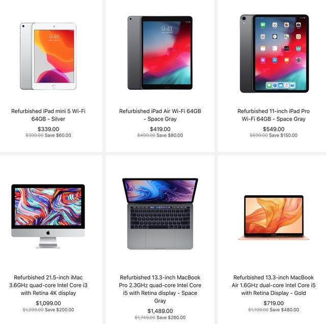 Apple bán MacBook Air và iPad Pro 2018 tân trang với giá siêu mềm - Ảnh 1.