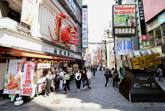 Lượng du khách quốc tế đến Nhật Bản giảm 58% trong tháng 2/2020 - Ảnh 1.