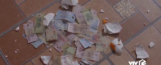 Nhà trọ Balanha - Tập 2: Chết cười màn đập lợn cướp tiền rồi nhét trả bằng tiền âm phủ - Ảnh 5.