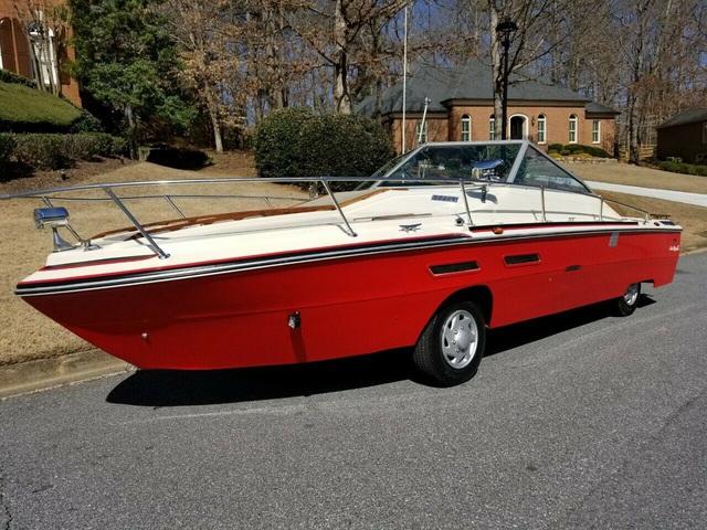Xế độ: Du thuyền trên cạn, đắt đỏ và đẹp lạ - Ảnh 5.