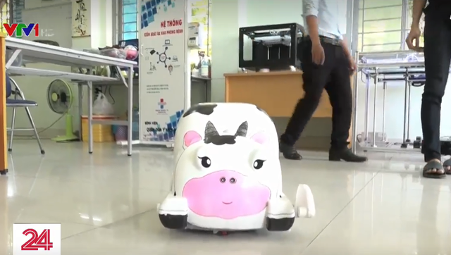 TP.HCM chuẩn bị thử nghiệm robot khử khuẩn trong bệnh viện - Ảnh 2.