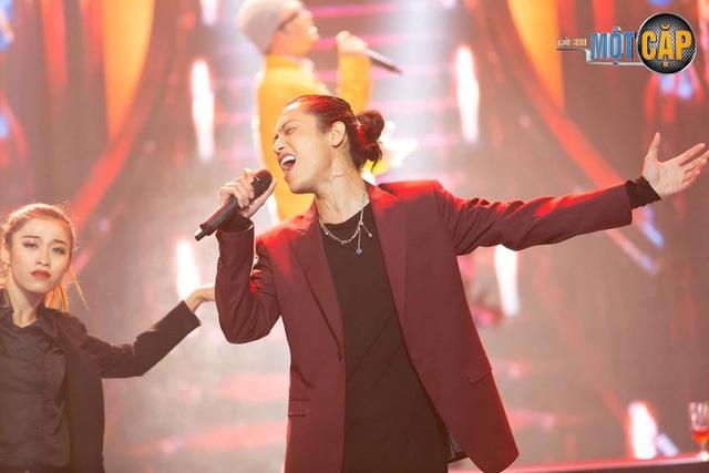 Chàng vũ công điển trai Hiền Sến dẫn đầu tập 7 Trời sinh một cặp - Ảnh 1.
