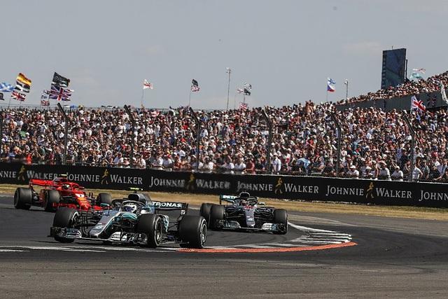 Ban tổ chức F1 lên nhiều phương án cho mùa giải 2020 - Ảnh 1.